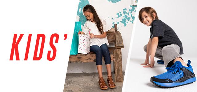 28aa57743500 Kids Shoes Wichita