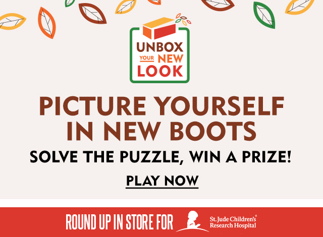 Picture Yourself In New Boots